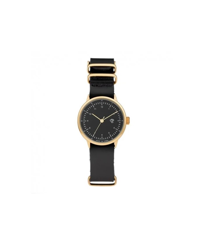 Montre harold mini gold