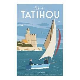 Affiche Tatihou