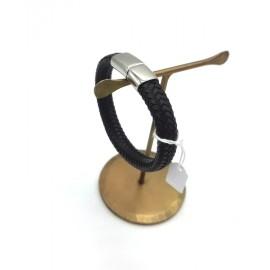 Bracelet gros tressage