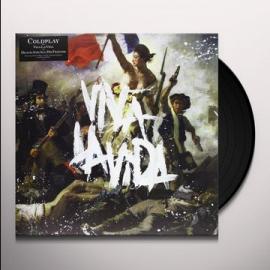 """Vinyle Coldplay """"Viva la vida"""""""