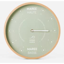 Horloge des marées- Algae