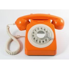 Téléphone rotatif style...