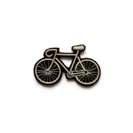 Broche Bicyclette Macon &...
