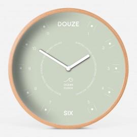 Horloge des heures - Algae