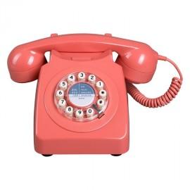 Téléphone vintage à touches...