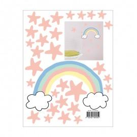 Stickers arc en ciel