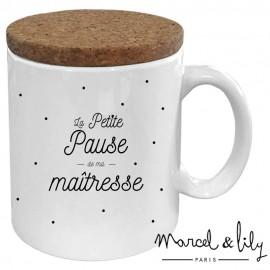 """Mug """"Maîtresse"""""""