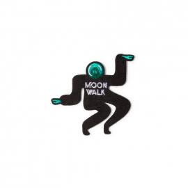 Ecusson Moon Walk Macon et...