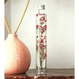 Flacon floral - fleurs séchées