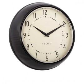 Horloge style vintage noire