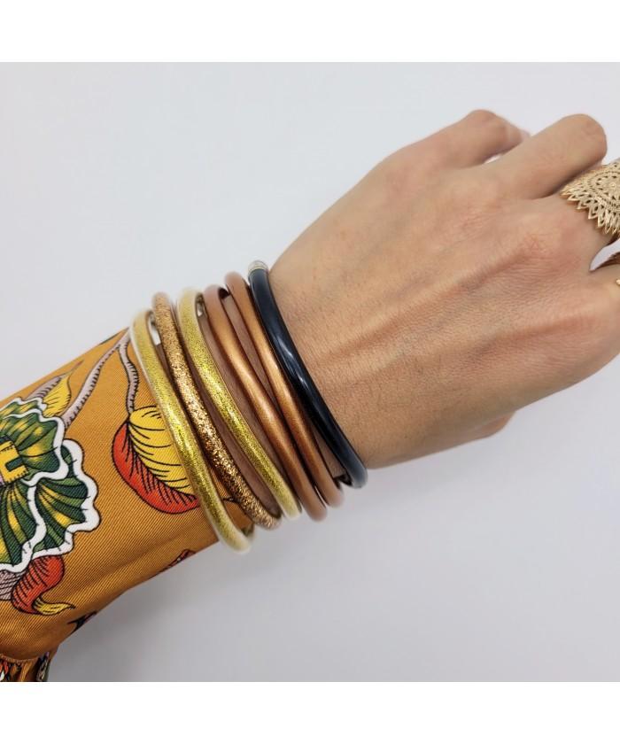 Lot de 3 bracelets bouddha...